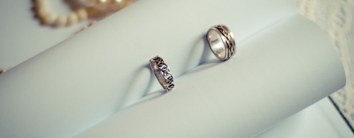 指輪のイメージ