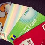 PontaとnanacoとファミマTカードの5つの比較ポイント
