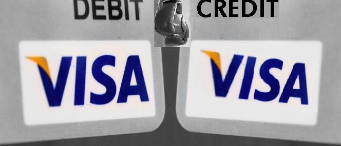 debitかクレジットか