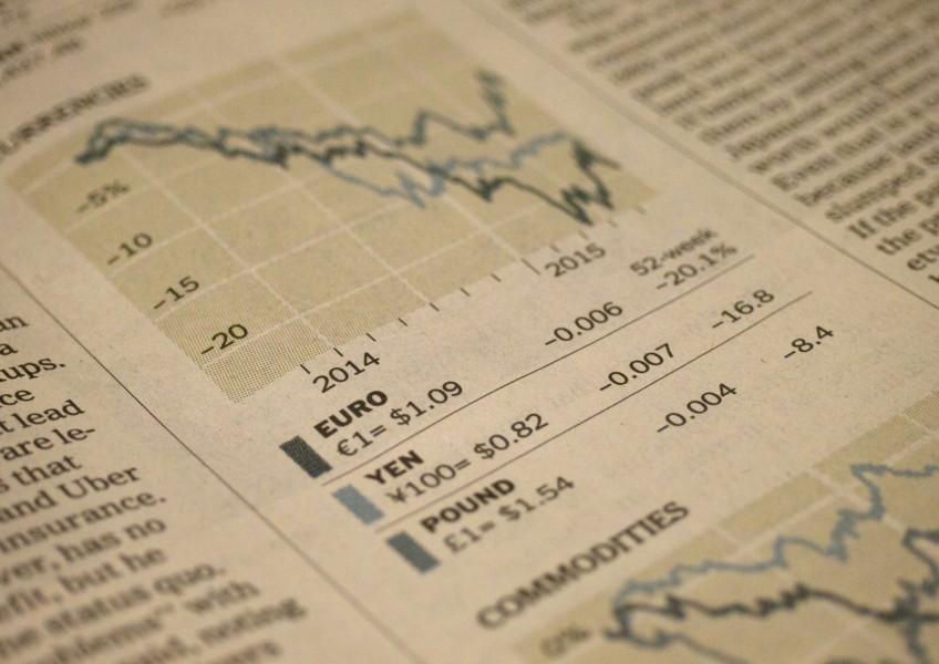 経済イメージ