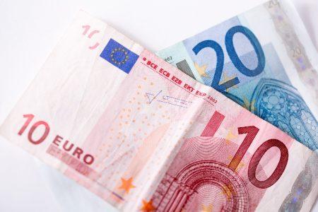 ユーロ紙幣